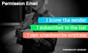 Permission Email